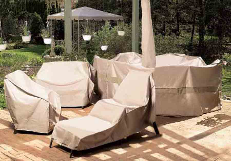How to Protect Outdoor Furniture from Snow and Winter ... on Patio Cover Ideas For Winter id=50799