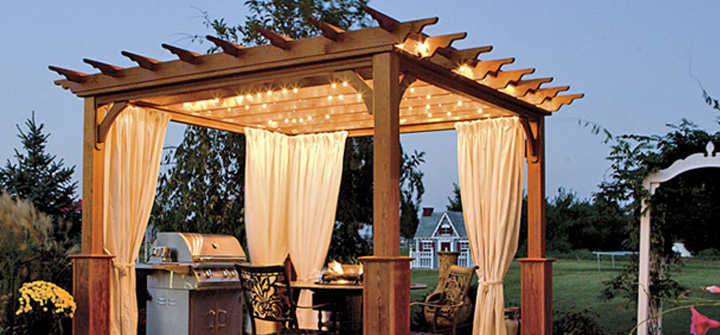 the 3 main types of patio covers