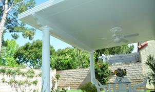 aluminum patio covers aka alumawood