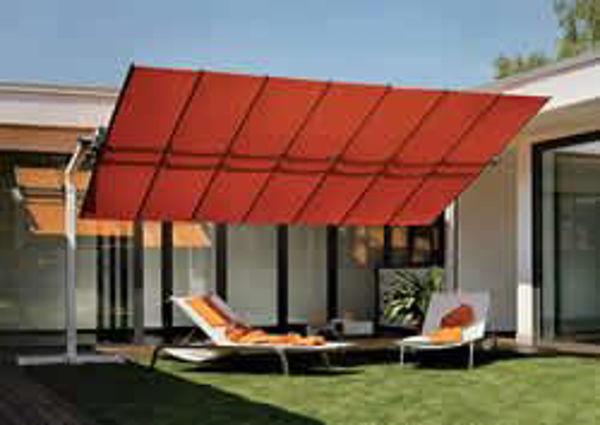 fim aluminum 8 x 16 ft freestanding awning flexy 8 x 16