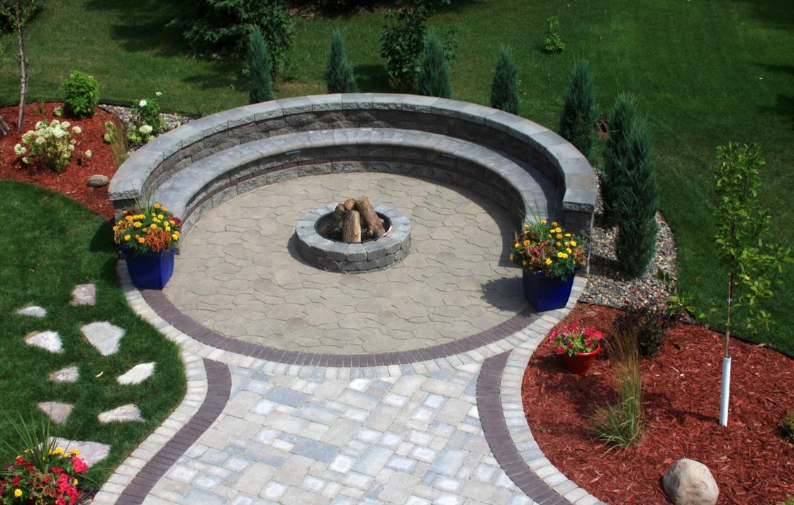 patio town landscaping supplies