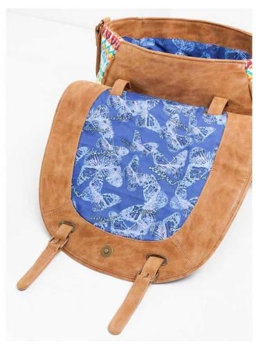 Messenger bag Luna Bolivian