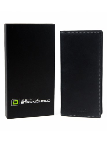 RFID Wallet for Checkbook Western Classic