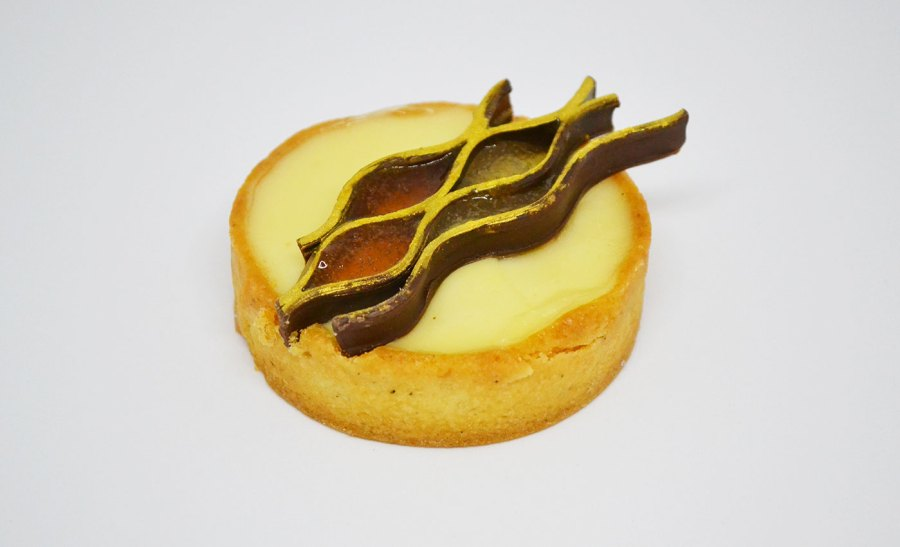 Dominique Ansel London honey tart