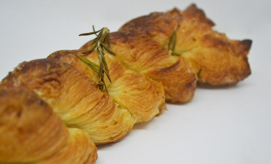 Pophams rosemary and seasalt plait