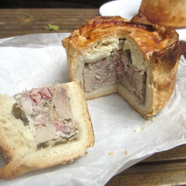 Hand Raised Pork Pies