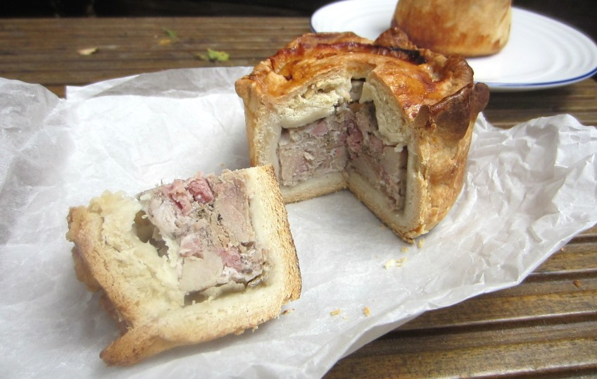 Dan Lepard's Hand Raised Pork Pies