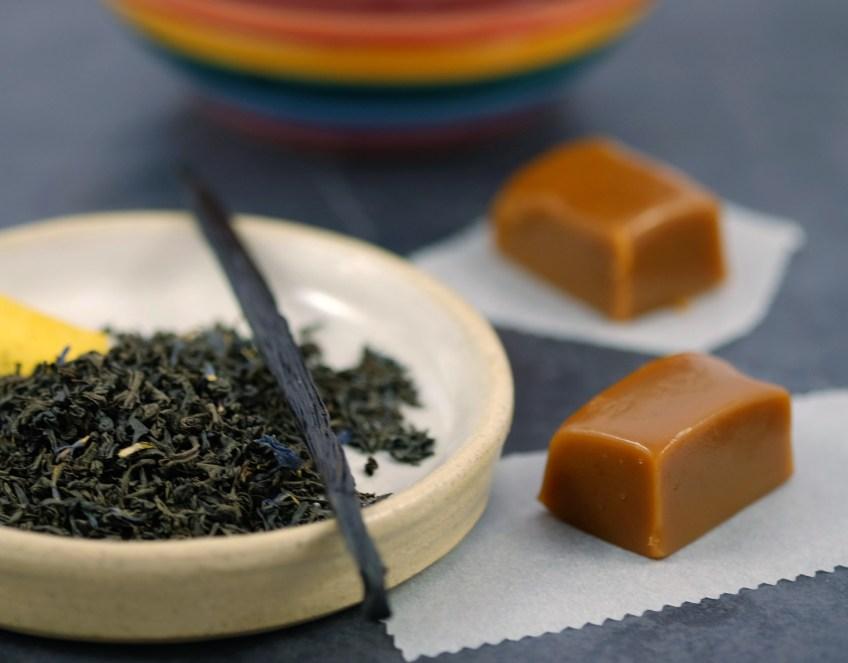 Earl Grey Caramels