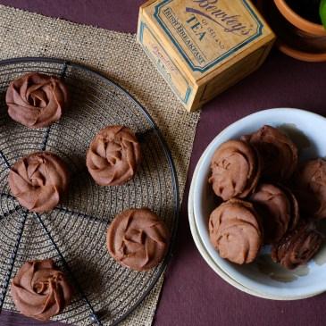 Chocolate Viennese Whirls