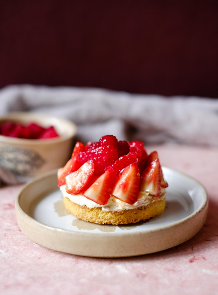 Summery Fruit Tarts | Patisserie Makes Perfect