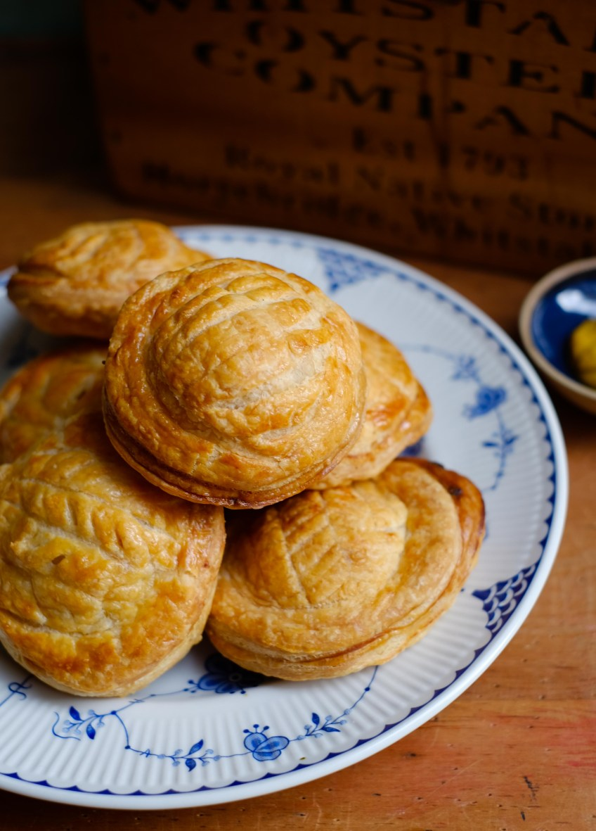 Dauphinoise Inspired Pies   Patisserie Makes Perfect