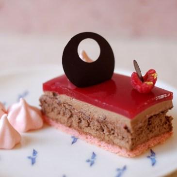 Raspberry & Rose Dessert – Godiva's Chocolate Challenge 2015