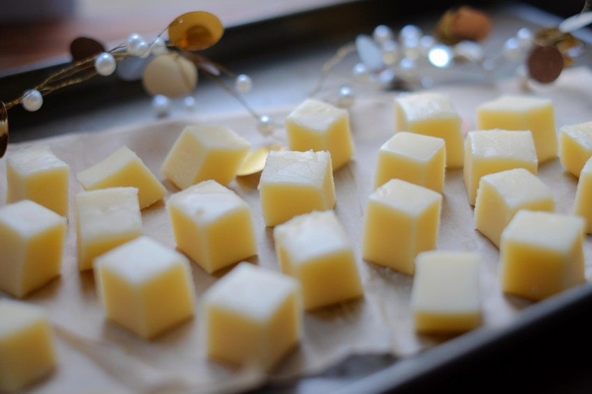 Spiced Rum Fudge | Patisserie Makes Perfect