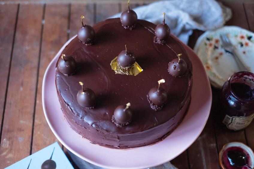Chocolate Gateau | Patisserie Makes Perfect