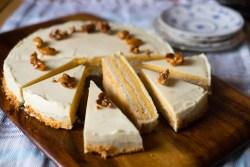 Swedish Almond Cake   Patisserie Makes Perfect