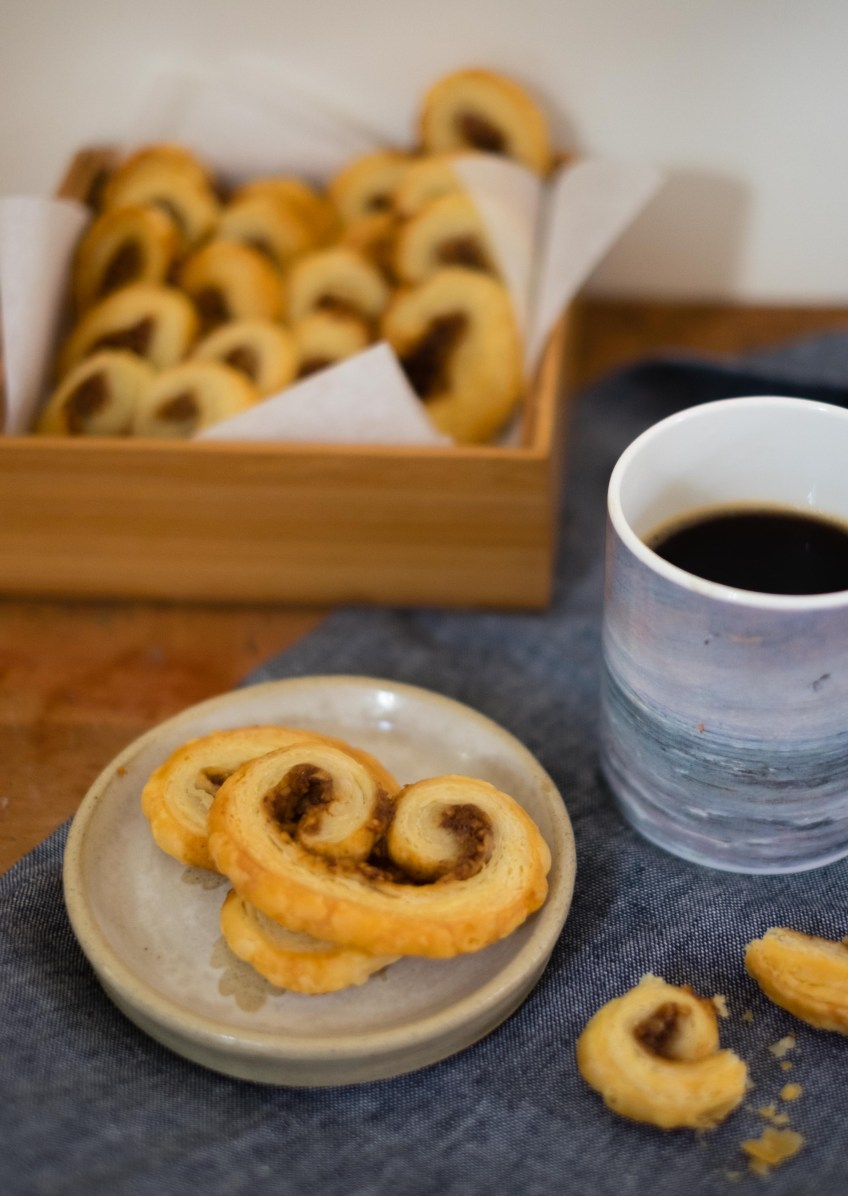 Maple & Pecan Palmiers   Patisserie Makes Perfect