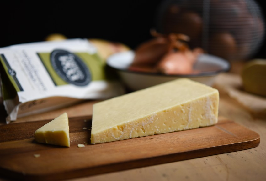 Barbers 1833 Vintage Reserve Cheddar | Patisserie Makes Perfect