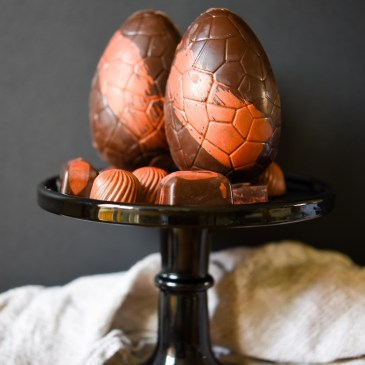 Easter Eggs and Chocolates + How to Temper Chocolate