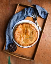Chocolate Galette Des Rois | Patisserie Makes Perfect