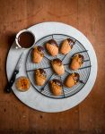 Chocolate Orange Madeleines | Patisserie Makes Perfect