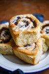 Tangzhong Mincemeat Chelsea Buns | Patisserie Makes Perfect