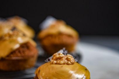 Coffee & Walnut Financiers | Patisserie Makes Perfect