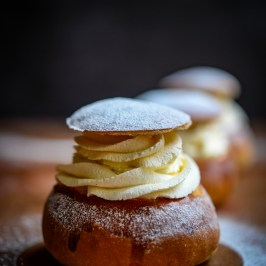 Semlor | Patisserie Makes Perfect
