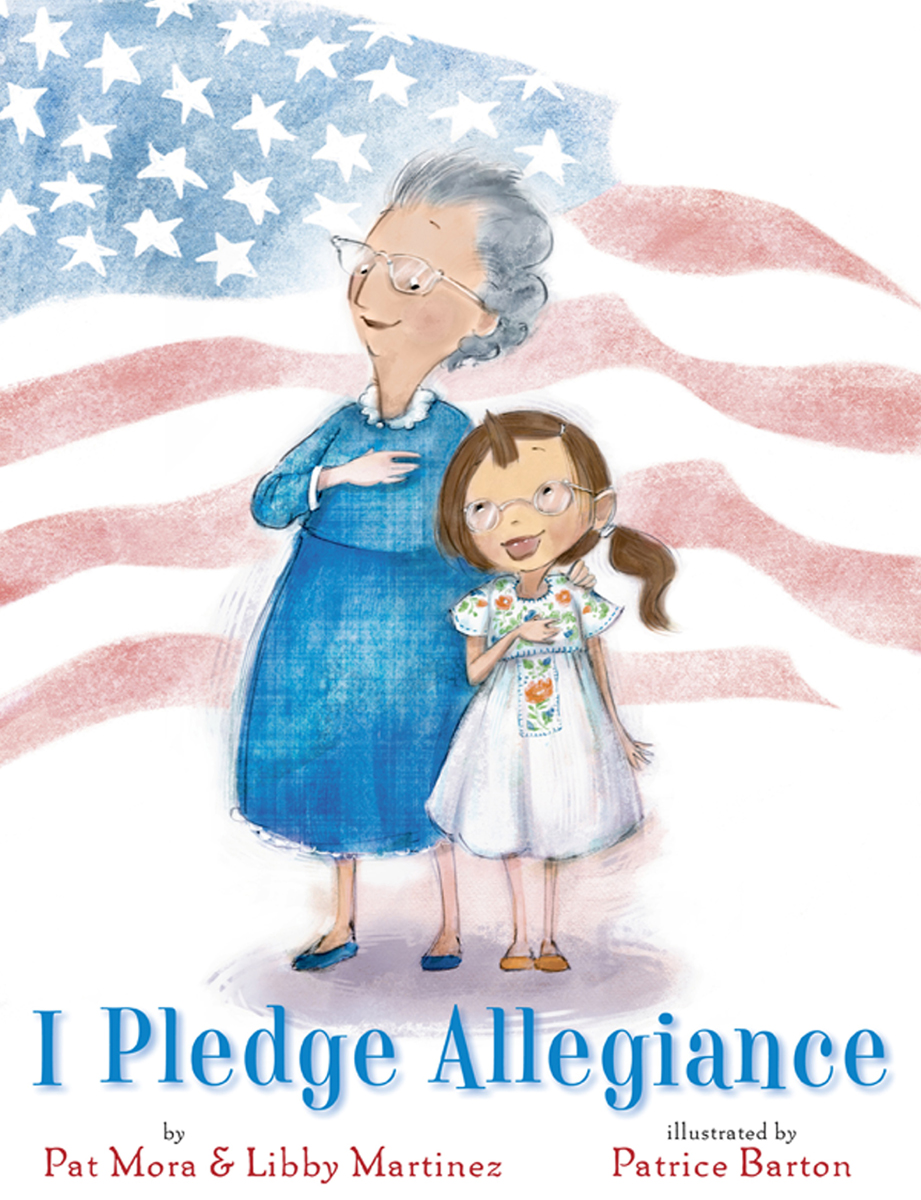 Image result for i pledge allegiance pat mora