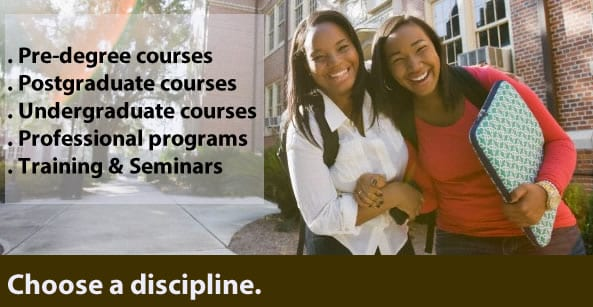 choose a course to study