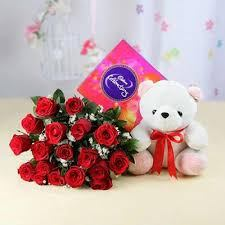 Flowers Teddy Delivery Patna