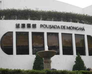 Macau Hotel : Pousada de Mong-Ha