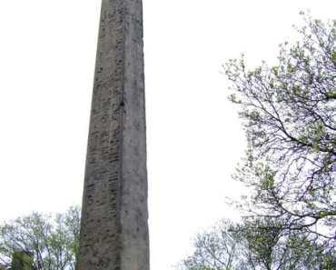 Obelisk or Cleopatra's Needle at Central Park