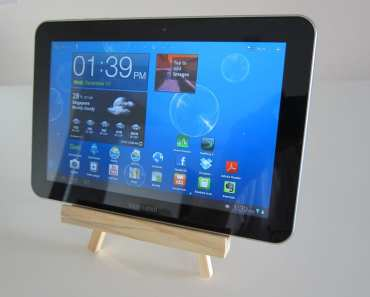 Cheap $2 docking stand for your tablets