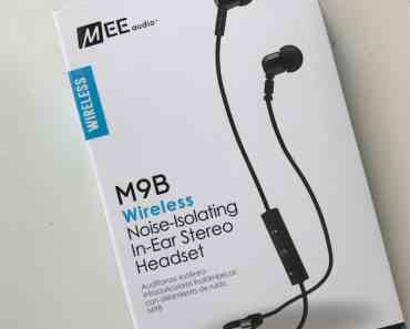 MEE Audio M9B earphones