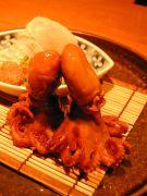 Octopi hors d'oeuvre, Sendai, Japan