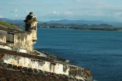 Watchtower at El Morro
