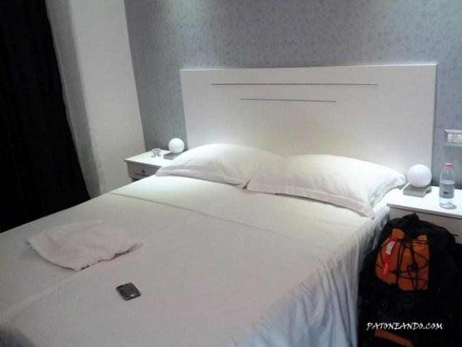 Incluso puedes tener suerte y quedarte en un hotel cuatro estrellas haciendo Couchsurfing, como me pasó en Roma