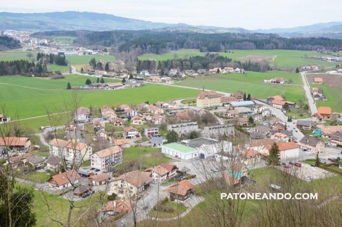 Viajar barato por Europa, Suiza