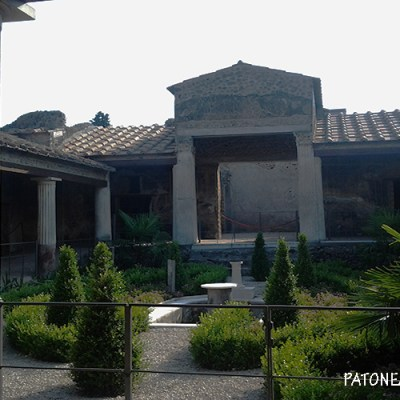 La sombra del Vesubio: Pompeya
