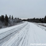 Un viaje a dedo al Círculo Polar Ártico