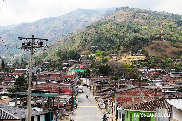 Toribio cauca - patoneando blog de viajes
