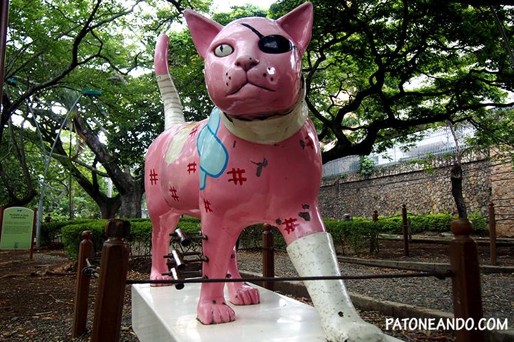 Recorrido-cultural-por-Cali-pachanguera-Cali-Colombia-Gata siete vidas-Patoneando-blog-de-viajes