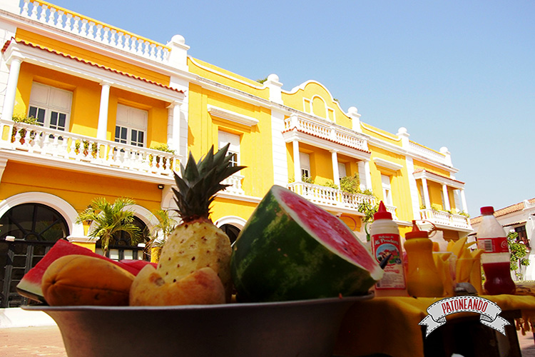Tintes imborrables en Cartagena