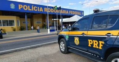 PRF inicia Operação Carnaval nas rodovias da Paraíba