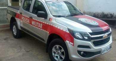 Dupla armada assalta agência dos Correios de Santana dos Garrotes