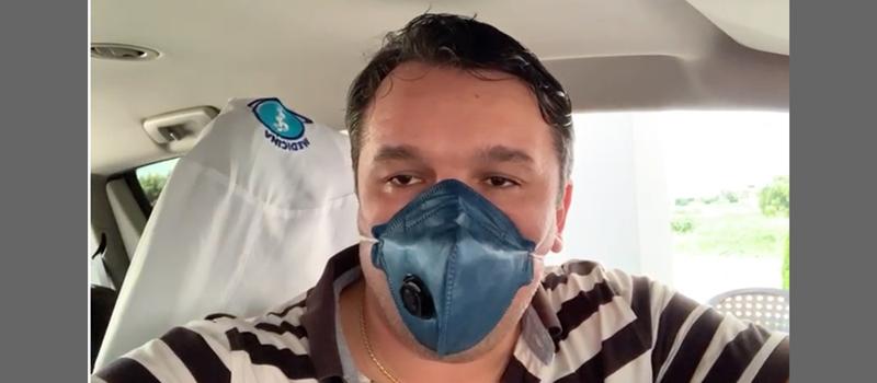 Representante do CRM confirma lotação dos leitos de UTI e enfermaria no Complexo Regional de Patos. Ouça;