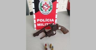 Polícia prende dupla armada suspeita de realizar assaltos no Sertão