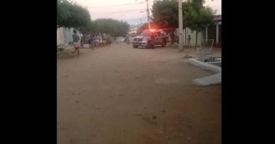 Jovem é alvejado a tiros na tarde desta segunda-feira (03) em Patos