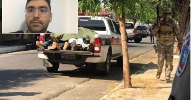 Delegado comenta sobre confronto entre polícia e assaltantes que deixou 6 mortos. R$ 28.000.00 foram recuperados