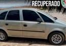 Carro com restrição de roubo é recuperado pela polícia em Patos